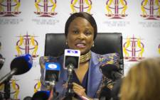 FILE: Public Protector Busisiwe Mkhwebane. Picture: Kgothatso Mogale