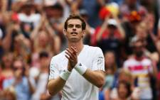 FILE: Andy Murray. Picture: Facebook.