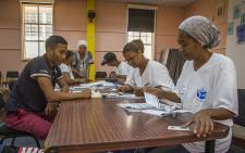 Nineteen-year-old Desmond Wareley was among a number of young first time voters who registered across Cape Town on Sunday 6 March 2016. Picture: Aletta Harrison/EWN