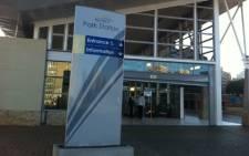 Gautrain Park Station. Picture: Gia Nicolaides/EWN