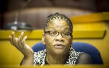 FILE: Thandi Modise. Picture: Thomas Holder/EWN