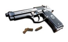 Firearm. Picture: freeimages.com