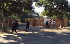 The Hoërskool Overvaal on 19 January 2018. Picture: Thando Kubheka/EWN