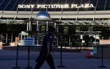 Lawyers have filed a class action lawsuit against Sony Pictures alleging that the Hollywood studio failed to protect employees' data stolen in a masssive cyber-attack, lawyers said 16 December, 2014. Picture: AFP