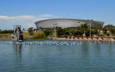 Cape Town Stadium. Picture: Aletta Gardner/EWN