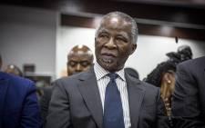 FILE: Former President Thabo Mbeki. Picture: Reinart Toerien/EWN.