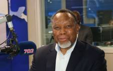 Former South African President Kgalema Motlanthe. Picture: 702