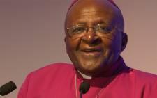 "FILE: ""South African Nobel peace laureate Archbishop Emeritus Desmond Tutu. Picture: EWN."
