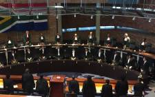 The Constitutional Court. Picture: Gia Nicolaides/EWN.