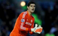FILE: Chelsea goalkeeper Thibaut Courtois. Picture: Facebook.com.