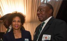FILE: Presidential hopefuls, ANC deputy president Cyril Ramaphosa and Lindiwe Sisulu. Picture: GCIS