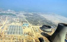 A view of Vedanta's Talwandi Sabo power plant situated in Punjab, India. Picture: vedantaresources.com