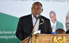 FILE: Deputy President Cyril Ramaphosa. Picture: GCIS.