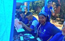 Democratic Alliance Ancillary Bodies, DA Youth and DA Women's Network are convening for its Federal Congress in Tshwane. Picture: Katleho Sekhotho/EWN.
