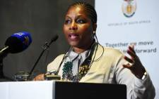 FILE: Minister of Communications Ayanda Dlodlo. Picture: GCIS.