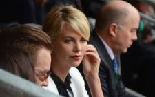FILE: Actress Charlize Theron at the memorial for Nelson Mandela at FNB Stadium on 10 December 2013. Picture: Christa Van der Walt/EWN.