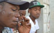 Alaska Boys from Duduza on the East Rand are addicted to Nyaope