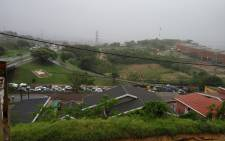 The Umlazi area was affected by the storm in KwaZulu-Natal on 10 October 2017. Picture: @prosperityngubo.