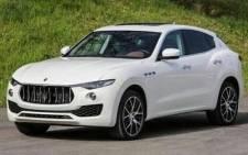 FILE: Maserati Levante. Picture: Twitter.