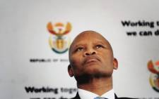 FILE: Chief Justice Mogoeng Mogoeng. Picture: AFP.