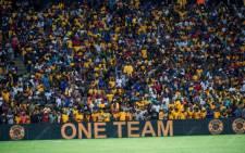Kaizer Chiefs fans. Picture: @KaizerChiefs/Twitter
