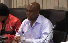 FILE: Cosatu President Sidumo Dlamini says Cosatu will bounce back stronger. Picture: Reinart Toerein/EWN.