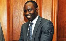 New mineral resources minister Mosebenzi Zwane. Picture: GCIS.