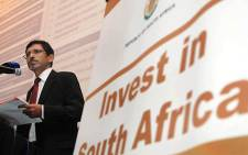 FILE: Minister of Economic Development Ebrahim Patel. Picture: GCIS