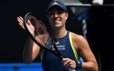 Angelique Kerber. Picture: @AustralianOpen