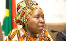 Minister in the Presidency for Planning, Monitoring and Evaluation Nkosazana Dlamini Zuma. Picture: GCIS.