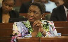FILE: Social Development Minister Bathabile Dlamini. Picture: Cindy Archillies/EWN