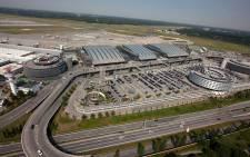 Hamburg Airport. Picture: Facebook.