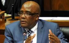 Health Minister Aaron Motsoaledi. Picture: GCIS.