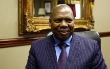 FILE: ANC treasurer-general Zweli Mkhize. Picture: Christa Eybers/EWN