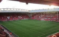 Anfield Stadium. Picture: AFP