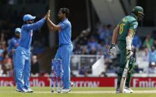 The Proteas have lost to India and are out of the ICC Champions Trophy. Picture: @ICC.