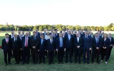 Finance ministers and central bank governors of the world's 20 biggest economies  met on Monday 19 March 2018 in Buenos Aires. Picture: www.g20.org