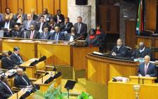 FILE: Finance Minister Pravin Gordhan will announce his Budget speech in Parliament on Wednesday. Picture: Supplied.