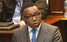 Deputy minister of Higher Education Mduduzi Manana. Picture: Department of Higher Education.