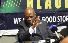 FILE: Hlaudi Motsoeneng. Picture: Christa Eybers/EWN