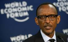 FILE: Rwandan President Paul Kagame. Picture: Supplied
