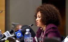 Minister of International Relations and Corporation Lindiwe Sisulu. Picture: GCIS