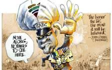 CARTOON: The SABC's Chief Propagandist