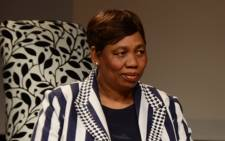 Basic Education Minister and member of the ANC Women's League Angie Motshekga. Picture: EWN