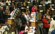 Gauteng Legislature. Picture: EWN