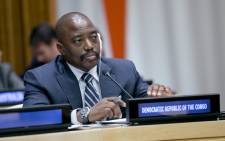 FILE: Democratic Republic of Congo President Joseph Kabila. Picture: United Nations Photo