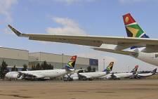 South African Airways fleet. Picture: Taurai Maduna/EWN