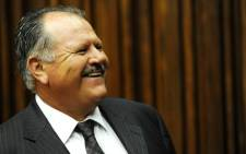 Glenn Agliotti was cleared of the murder of mining boss Brett Kebble at the High Court in Johannesburg on Thursday, 25 November 2010. Picture: Werner Beukes/SAPA