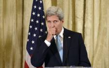 FILE: Former US Secretary of State John Kerry. Picture: AFP