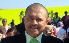 The ANC's Cedrick Frolick was elected as chairperson of the Nkandla ad-hoc committee. Picture: Facebook.